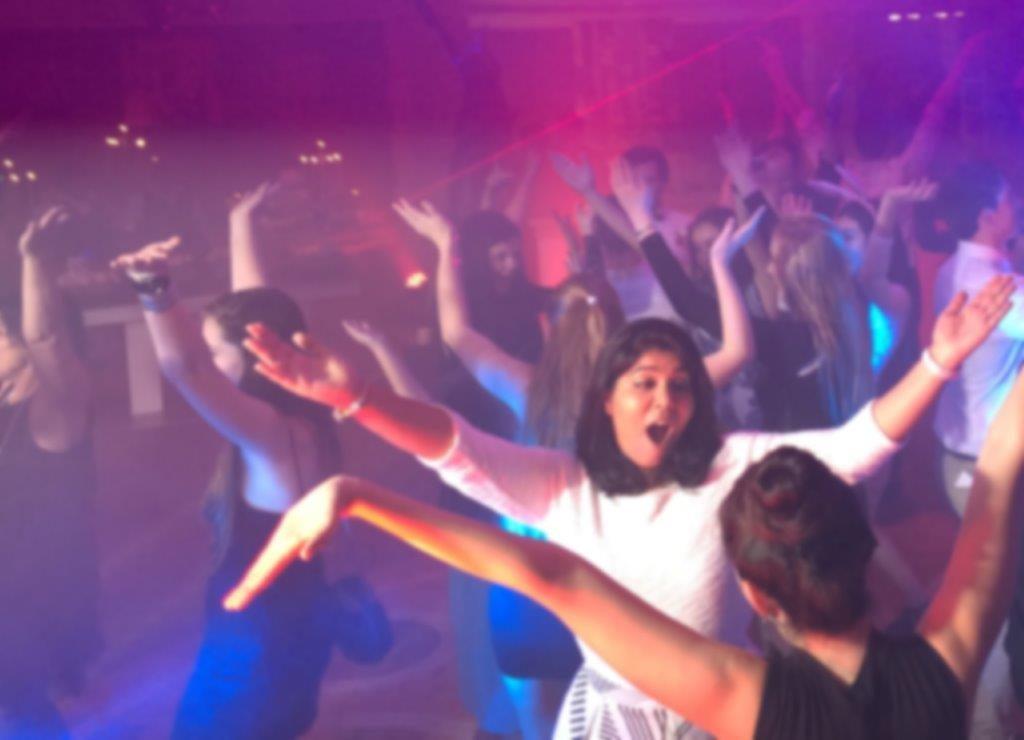 DJ Crispy Cape Town 21st Party