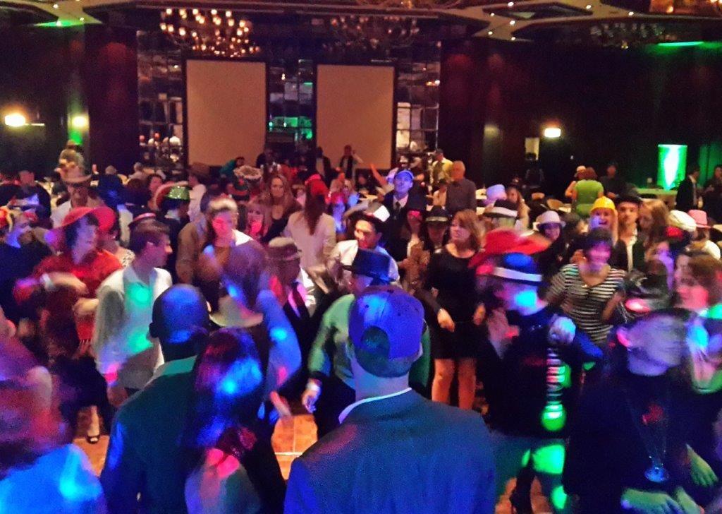 DJ Crispy Cape Town Corporate Staff party