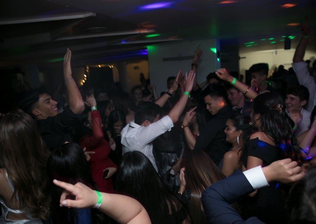 DJ Crispy Cape Town Teenage birthday Party