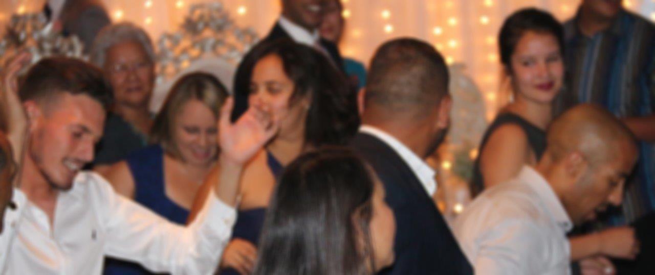 DJ Crispy Cape Town Wedding Dance