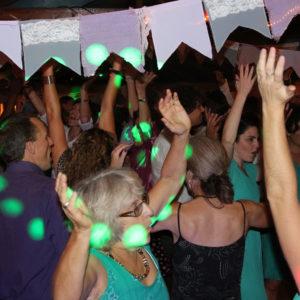 DJ Crispy Wedding Reception Dance